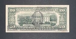 1988 J 20 Federal Reserve Note Andldquofull Face To Back Offset Printing Errorandrdquo Xf
