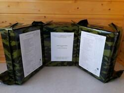 Set Of 7 Russian Mountain Rations, Mre, Fsb, Special Forces, Irp, Army, Military