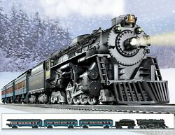 New In Box Lionel Polar Express Lionchief Set W/remote And 3 Add On Cars 30218