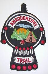 Amaquonsippi Trail Patch Warshield Mint Bc3