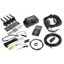 27690 Air Lift 3h Ride Height Control 1/4 Air Line With 2nd Compressor Harness