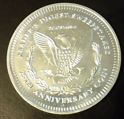 Readers Digest Sweepstakes 25th Anniversary Coin Token Souvenir