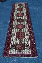 C1930s Antique Herez Seraphi Runner Rug 2and039 5 X 10and039 5 Many More Rugs Listed