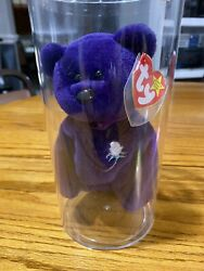 Ty Beanie Baby Princess Diana Retired 1997 Excellent Condition W/ Hang Tag.