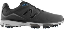 New Balance Nbg3001 Golf Spike Menandrsquos In Black Microfiber Leather - New