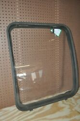 Sikorsky Helicopter Uh-60 Blackhawk Cargo Door Panel Window Military Aircraft