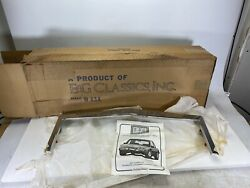 E And G Classic 1986 Buick Rivera Grill New Old Stock Low Rider Chrome