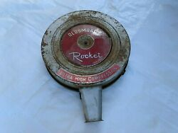 1960-1964 Air Cleaner Rocket Ultra High Compression Wall Art Man Cave