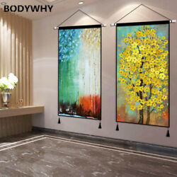 Background Wall Fabric Hanging Painting Living Room Corridor Bedroom Decoration
