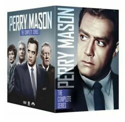 Perry Mason The Complete Series [new Dvd] Boxed Set Full Frame Repackaged