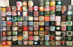 Bath amp; Body Works 14.5oz 3 Wick Candle *YOU PICK MANY DISCONTINUED SCENTS * $44.95