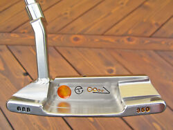 Scotty Cameron & Co. Tour GSS Newport 2 TRI-SOLE Circle T WELDED NECK - 34