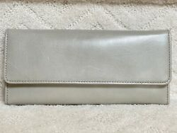 Hobo International Sadie Cloud Leather Wallet Clutch New $67.99