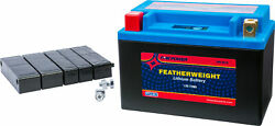 Fire Power Featherweight Lithium Battery 300 Cca Hjtx20ch-fpil 12v/72wh Hjtx20c