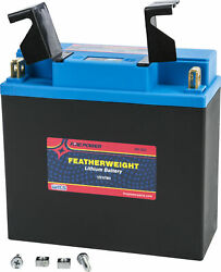 Fire Power Featherweight Lithium Battery 400 Cca Hj51913-fp-il 12v/87wh Hj51913