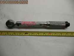 Qty = 2 Power Torque 3/8 Drive Torque Wrench Gm3004 039564106767