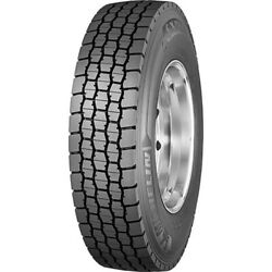 4 Michelin X Multi D 10r22.5 Load G 14 Ply Drive Commercial Tires