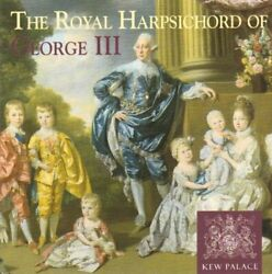 The Royal Harpsichord Of George Iii - Cd M3vg The Fast Free Shipping
