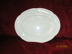 Johnson Brothers Old English White Oval Serving Platter 12