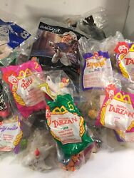 Mcdonalds Rare Vintage Collectible Happy Meal Toys 70 Total