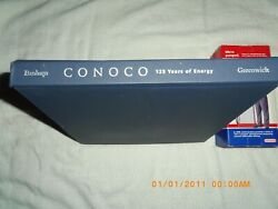 Conoco 125th. Year Book And Limted Editon Gas Pump Bank Plus A 3 Buck +swiss K