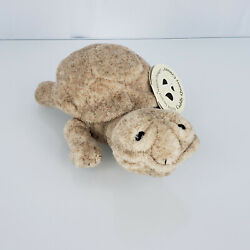 Cuddly Quarry Critters Plush Tortoise Small Turtle Second Nature Design 2003 6
