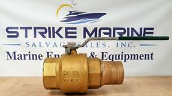 Isis Aga5301 4 Ball Valve With 4 Hose Barb