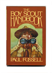 Paul Fussell / Boy Scout Handbook And Other Observations 1st Edition/1st 53217
