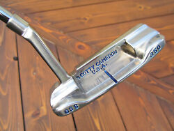 Scotty Cameron High Buff GSS Tour Only MASTERFUL 009.M Circle T - USA - 34