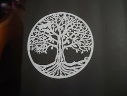 Vinyl tree of life window decals for cars truck laptop toolbox funny sticker