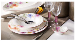 Villeroy And Boch - Mariefleur Basic - Dishes 39 Pieces For 12 Persons -reseller