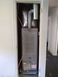 Thermo Pride Oil Fired Furnace Model Afg Oh2 56d 70000 Btu 110 Volts
