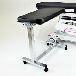 Mobile Mcm310-mb Base Rectangle Arm And Hand Surgery Table W/ Pad New