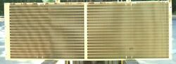 Thermo King 55 X 20 X 4-1/2 In. Aluminum And Copper Condenser Coil Pn 67-720