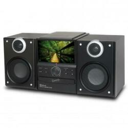 Supersonic Hi-fi Audio Micro System With Bluetooth Dvd Player And Tv Tuner