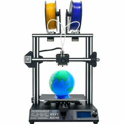 3d Printer With Filament Fetector And Break-resuming Wifi Function Fast Assembly