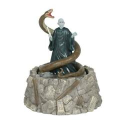 New Department 56 Harry Potter Village Animated Lord Voldemort And Nagini 6005623