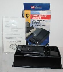 Advancetec Industries Ericsson Mrk Conditioning Charger At 2002 Ni-cad Nimh Usa