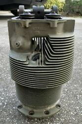 Continental 532452 E185 Cylinder From 1953 Beech D35 -for Parts Or Airboat