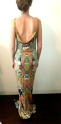 Alexander Mcqueen Amazing Rare Long Dress Ss 2011 Collection, Collector Item