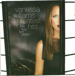 Vanessa Williams   -   Greatest Hits   -    New Factory Sealed Cd