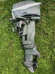 Parting Out Johnson Evinrude Qd-16 10hp Boat Motor Outboard Parts