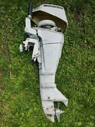 Parting Out Chrysler 6hp 63hd Boat Motor Outboard Parts