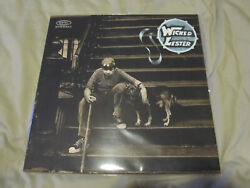 Wicked Lester Debut LP 1972 Epic Records  KISS Vinyl Record WPromo Swag-Signed
