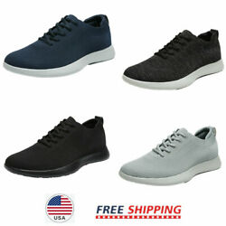 Men#x27;s Fashion Sneakers Comfort Lace Up Walking Shoes Casual Fashion Sneakers $14.99