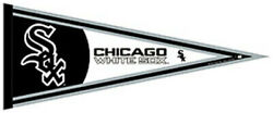 Wincraft Mlb Chicago White Sox Carded Classic Felt Pennant, 12 X 30
