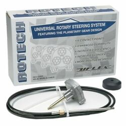 Honda Suzuki Helm Bezel Rotary 16and039 Steering Cable Uflex Rotech Rotech16fc Boat