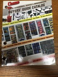 Champ Parts Accessories Service And Merchandise Buyer's Guide Catalog