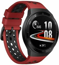 Huawei Watch Gt2e 2020 Hector-b19r Lava Red 46mm 50m Water Resistant New