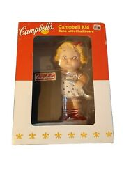 Campbell Kid Bank With Chalkboard